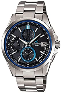 [カシオ]CASIO 腕時計 オシアナス CLASSIC 電波ソーラー OCW-T2600-1AJF メンズ (B0107PJ9CW) | Amazon price tracker / tracking, Amazon price history charts, Amazon price watches, Amazon price drop alerts