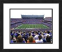 NCAA フロリダ・ゲーターズ スタジアム 美しいフレームとダブルマット 18 x 22インチ スポーツ写真