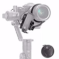 Zhiyun Crane 2サーボFollow FocusはすべてのリアルタイムのフォーカスカメラCanon Nikon Sony Panasonic