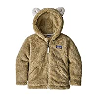 PATAGONIA パタゴニア ベビー ファーリーフレンズフーディー BABY FURRY FRIENDS HOODY 4T ELKH