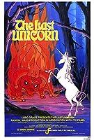 最後のユニコーンポスター映画27x 40インチ–69cm x 102cm ) ( 1982年)