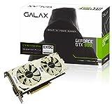 GALAX GeForce GTX 960 グラフィックボード GF PGTX960/2GD5 EXOC WHITE