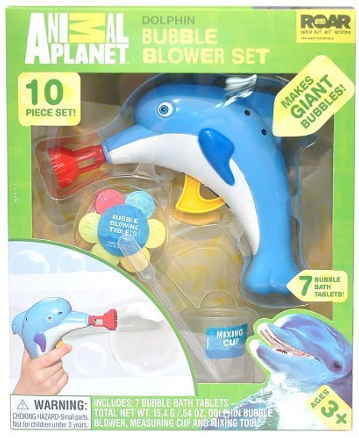 Animal Planet Bubble Blower Set, Dolphin by Animal Planet [並行輸入品]