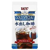 UCC ゴールドスペシャル コーヒーバッグ 水出170g