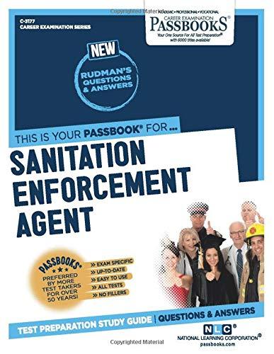 Download Sanitation Enforcement Agent (Career Examination) 1731831773
