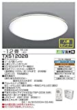 TAKIZUMI(瀧住) 人感センサー機能付きシーリングライト洋風 12畳 LEDタイプ TXS12028