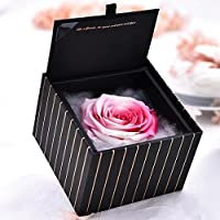YKFN 花 お誕生日 お祝い 結婚祝い プリザーブドフラワー 枯れない花 アレンジ ギフト 開店 お返し 贈り物 カード付き