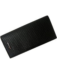 [アルマーニ]ARMANI 長財布 二つ折り(ブラック) エンポリオアルマーニ A-2531 [並行輸入品]