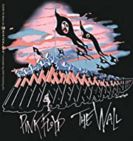 """PINK FLOYD Hammers Sticker, Officially Licensed Classic Rock Artwork- 4.5"""" x 4.5""""- Long Lasting Sticker DECAL"""