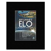 Electric Light Orchestra - Alone In The Universe Tour Mini Poster - 40.5x30.5cm