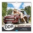 """Erotikkalender """"DDR-Classics"""" 2020: Schaerfer als die VoPo erlaubt (haette)"""