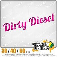 KIWISTAR - Dirty Diesel filthy 15色 - ネオン+クロム! ステッカービニールオートバイ