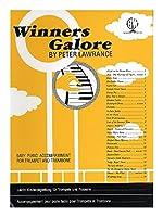 Winners Galore For Trumpet And Trombone (Piano Accompaniment) / ウィナーズ・ガロア トランペットとトロンボーン用(ピアノ伴奏)