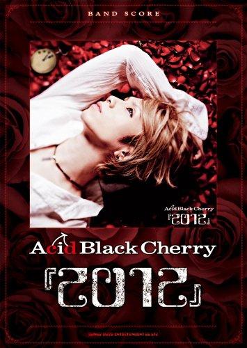 バンド・スコア Acid Black Cherry『2012』