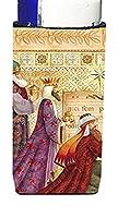 Caroline 's TreasuresクリスマスThree Wise Men Michelob Ultra Koozies forスリム缶、マルチカラー