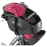 ブリヂストン(BRIDGESTONE) bikke POLAR用 フロントチャイルドシートクッション FBP-K P-P ドットピンク