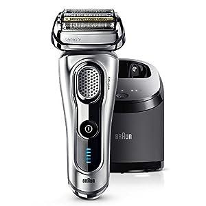 【Amazon.co.jp 限定】シリーズ9 ブラウン メンズ電気シェーバー 5カットシステム 9292cc つや消し仕上げ お風呂剃り可