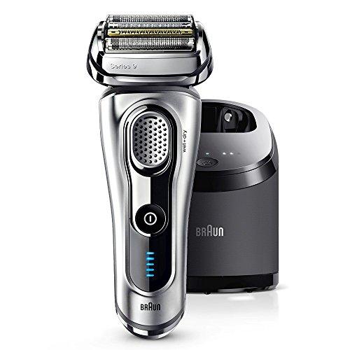 【Amazon.co.jp 限定】ブラウン メンズ電気シェーバー シリーズ9 9292cc 5カットシステム 洗浄機付 水洗い/お風呂剃り可 つや消し仕上げ