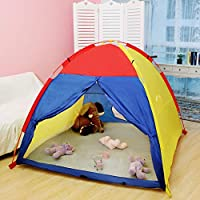 [WolfWise]WolfWise Play Tent Indoor Outdoor Pop Up House LP250135 [並行輸入品]