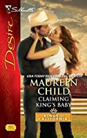 Claiming King's Baby (Harlequin Desire)
