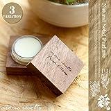 アロマレコルト(arome recolte) ナチュラルソリッドパフューム(natural solid perfume) フレッシュシトラス