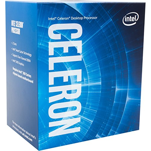 Intel CPU Celeron G4900 3.1GHz 2Mキャッシュ 2コア2スレッド LGA1151 BX80684G4900 BOX