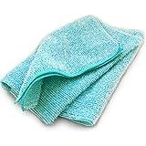 ブルーム なめらかホイップ ボディタオル とうもろこし繊維100% 弱酸性 (ブルー 1枚) whip1_bl