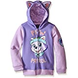 Freeze Paw Patrol Little Girls' Toddler Everest Toddler Hoodie