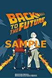 【Amazon.co.jp限定】バック・トゥ・ザ・フューチャー トリロジー 30thアニバーサリー・デラックス・エディション ブルーレイBOX(ポストカード付き) [Blu-ray]
