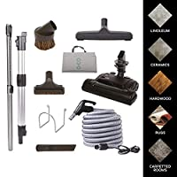 OVO KIT-HV30CD-OVO Carpet Deluxe Central Vacuum Cleaning Tools Kit