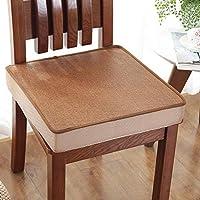 記憶泡の家具製造販売業、正方形の家具製造販売業、柔らかいパッドを入れられた座席クッションの椅子の枕オフィスの家か車の座席40X40x8cm
