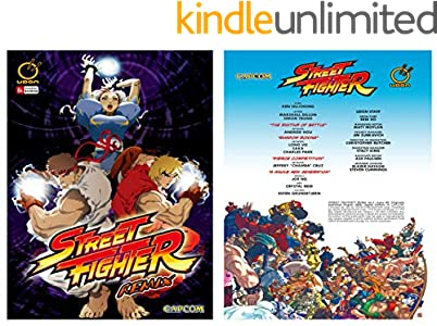 Street Fighter Remix Comic Book (English Edition)