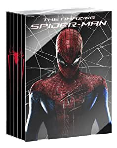 【Amazon.co.jp限定】アメイジング・スパイダーマンTM IN 3D 変身スリーブ付デジパック仕様(完全数量限定生産) [Blu-ray]