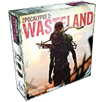 GreenBrier Games Zpocalypse 2: Wasteland Board Games [並行輸入品]