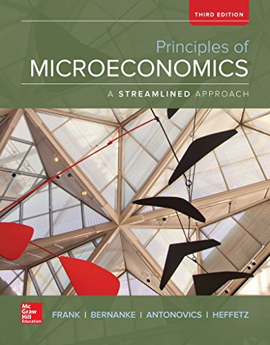 Download Principles of Microeconomics, A Streamlined Approach (The McGraw-Hill Series in Economics) 1259120899