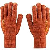 ZETT(ゼット) 野球 ニット 手袋 厚手 BG2228 オレンジ(5600)