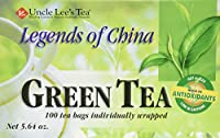 Uncle Lee's Legends of China Green Tea - 100 Tea Bags by Uncle Lee's Tea