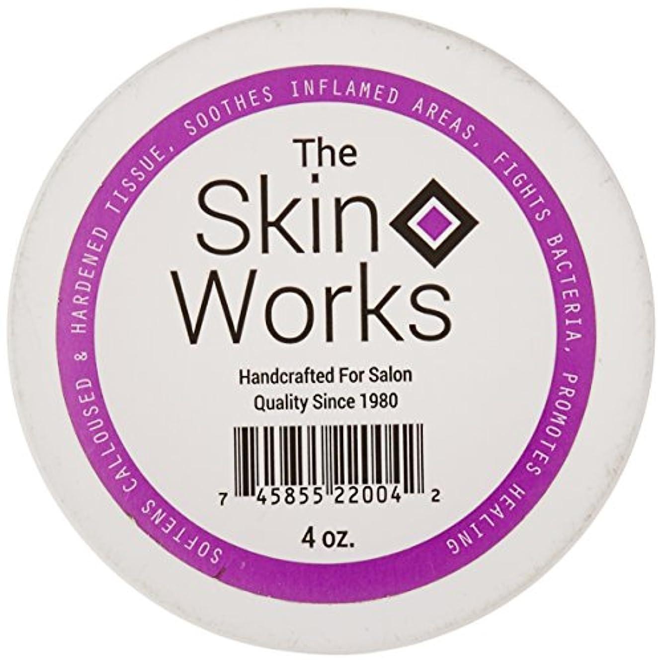 活性化する自治的セントCoat Handler Skin Works-4oz Jar by Coat Handler