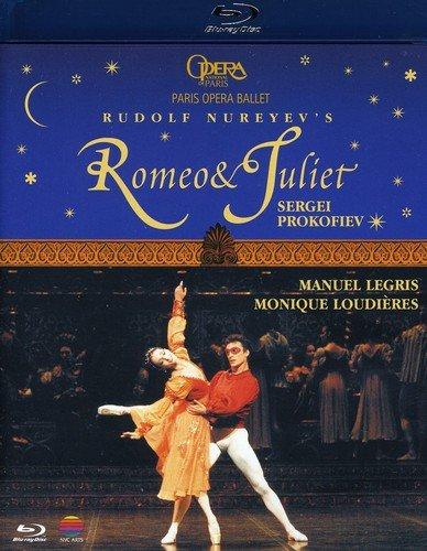 Prokofiev: Romeo & Juliet [Import] [Blu-ray]