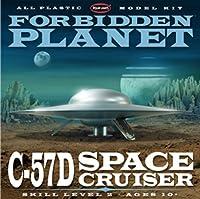 プラッツ 1/144 禁断の惑星 C-57Dスペースクルーザー プラモデル