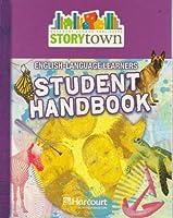 Storytown, Grade 5 Ell Student Handbook: Harcourt School Publishers Storytown (Rdg Prgm 08/09/10 Wt)