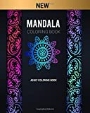 Mandala Coloring Book: 100 Mandalas for Stress Relief and Relaxation