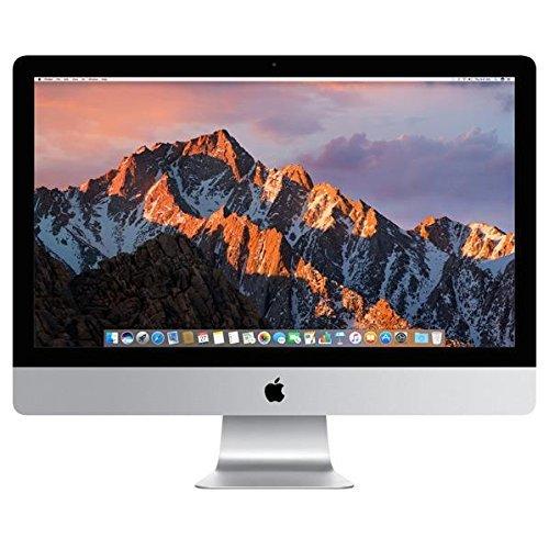 アップル 27インチ iMac Retina 5K Display(3.8GHz Quad Core i5 / 8GB / 2TB Fusion Drive) MNED2J/A