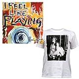 アイ・フィール・ライク・プレイング 【通販限定 紙ジャケットCD + オリジナルTシャツ付】 (TシャツホワイトL)