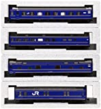 KATO HOゲージ 24系 寝台特急 北斗星 基本 4両セット 3-515 鉄道模型 客車