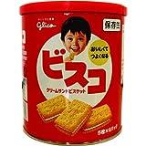ビスコ 保存缶 30枚×10個 / 江崎グリコ