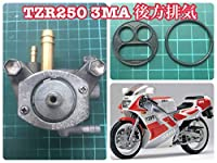 TZR250 TZR250SP 3MA フューエルコック リビルトセット Oリング パッキン ガソリン漏れ サンマ 1989~1990 後方排気