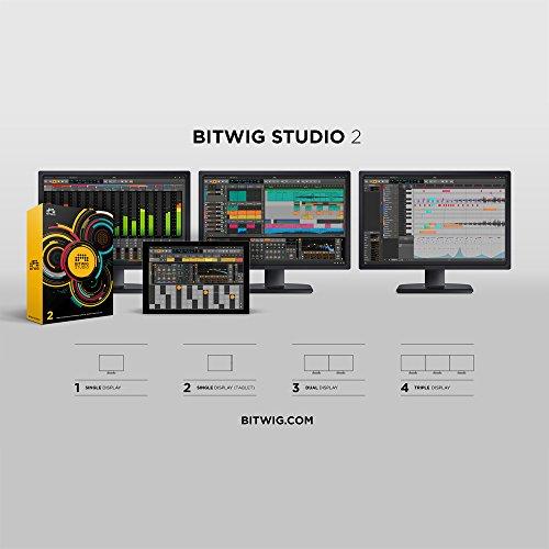 BITWIG STUDIO 2 ダウンロード版 音楽制作ソフト (ビットウィグ)