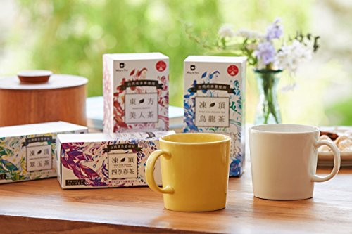 Mug&Pot『凍頂烏龍茶(お徳用ティーバッグ大)』