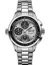 HAMILTON(ハミルトン) Khaki Aviation X-Patrol Auto Chrono(カーキ アビエーション X-パトロール オートクロノ) 度量衡換算機能を搭載した腕時計〔H76566151〕